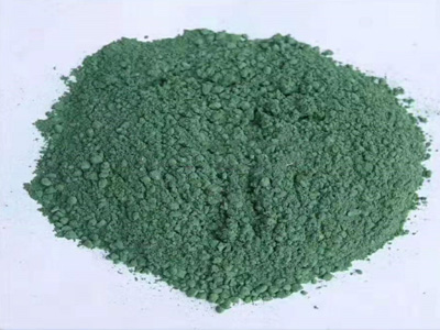 绿色金刚砂